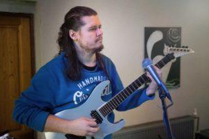 David Kousal kytara