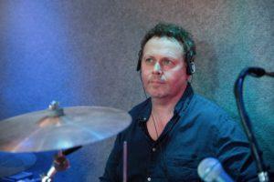 Jirka Rajtr bicí