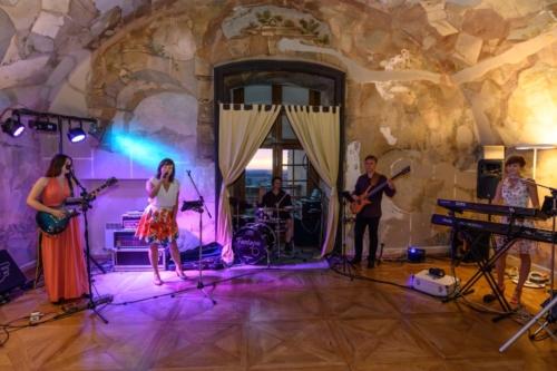Kapela Fantajm na zámku v Mikulově